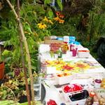 Atelier in de tuin Marjan Pennings