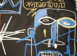 Jean Michel Basquiat in Schunck in Heerlen - het begin