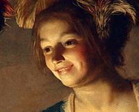 Een beetje valsspelen is het wel - Caravaggio in Utrecht